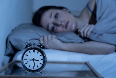 insomnie due au stress